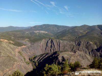 Atazar - Meandros Río Lozoya - Pontón de la Oliva - Senda del Genaro;mapa y brujula